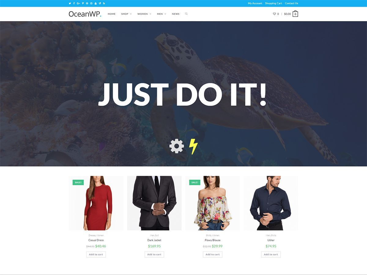 light-weight-ecommerce-theme-oceanwp